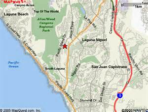 laguna niguel california map niguel summit real estate homes for sale recent sales