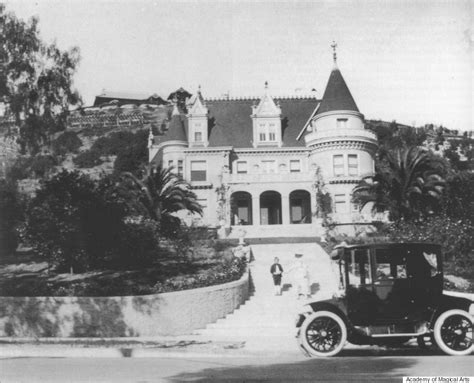 1920s mansion a brief and enchanting visual history of los angeles