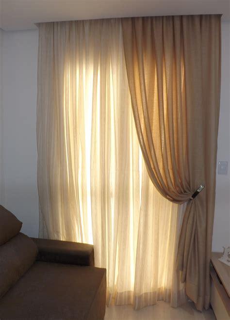 cortina para salas como fazer cortina para sala