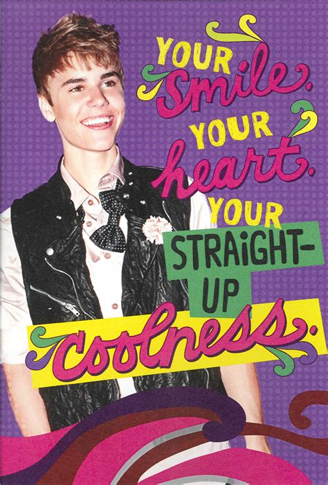 hallmark fan mail featuring justin bieber the reviews