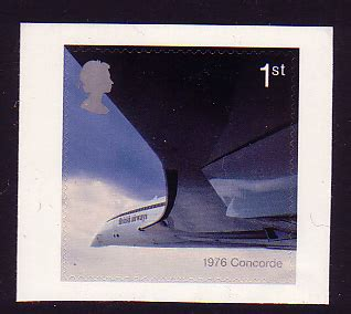 Great Britain Airliners 2002 Ms sg2290 2002 airliners self adhesive st