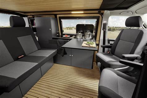 interior custom bus volkswagen  camper pr