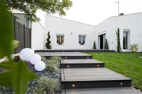 terrassen design terrasse en bois composite design