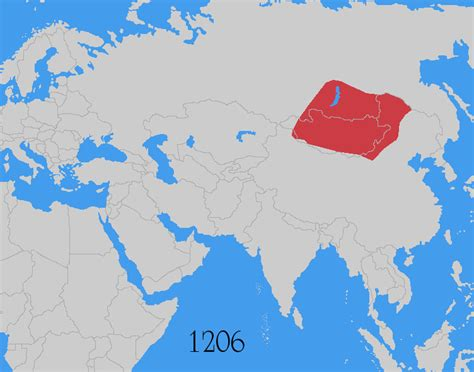 mongol empire map map china history mongol empire yuan dynasty territories 1206ad 1294ad