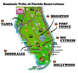 south florida casinos map seminole tribe of florida overview seminole indians