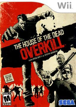 the house of the dead wiki the house of the dead overkill wikipedia