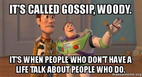 Memes About Gossip - 3 kebiasaan cewek ini malah bikin cowok gagal paham