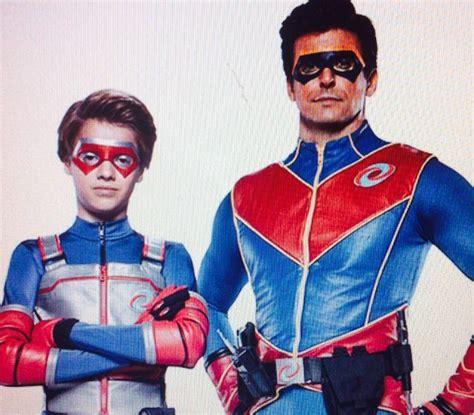 kid danger cosplay costume version 01 henry danger cosplay house kid danger henry hart and captain man kid danger and