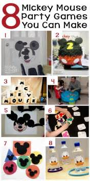 70 mickey mouse diy birthday party ideas about family