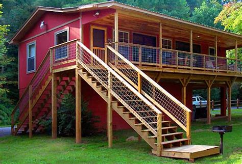 Greenbrier River Cabins by The Woodshed Cabin