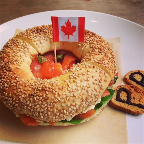 Sandwiches by Montreal Style Bagels In Tokyo Insight Insight