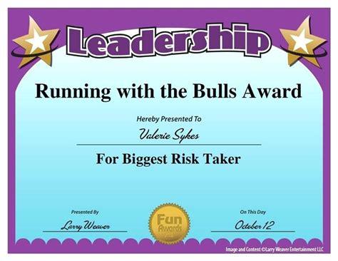 joke certificate templates joke awards certificates
