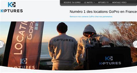 Gopro Mba Internship by Kptures Propose Les 233 Ras Gopro En Location