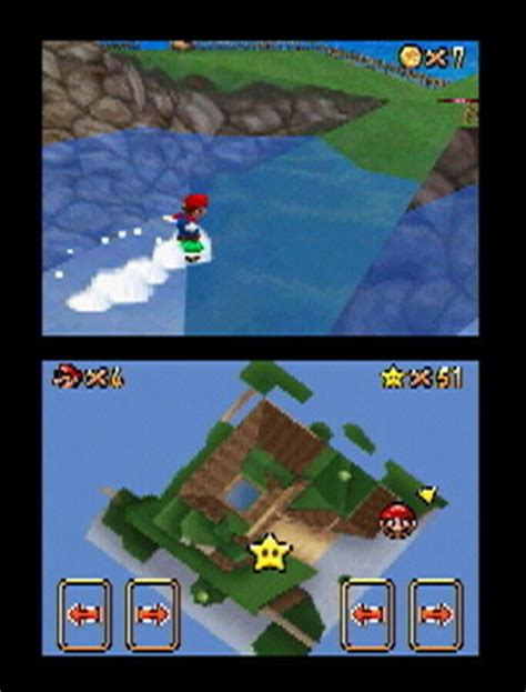 Shiny Review Mario 64 For The Ds by Mario 64 Ds Review Gamespot