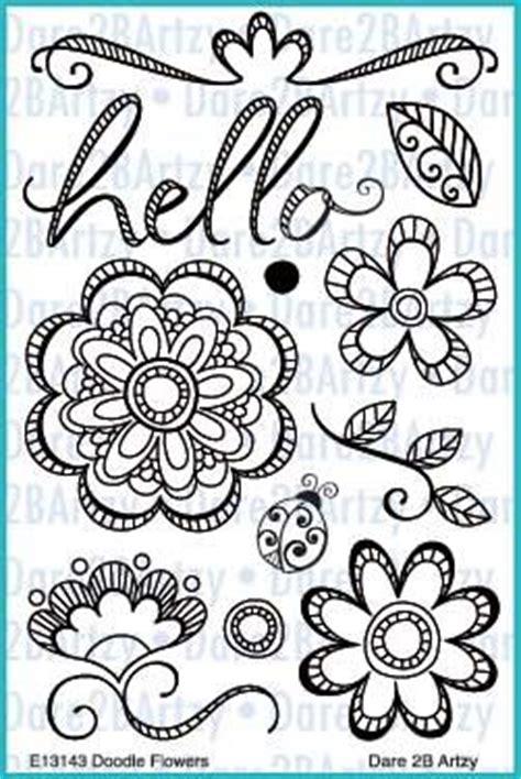 doodle tutorial doodles flower doodles and doodles on