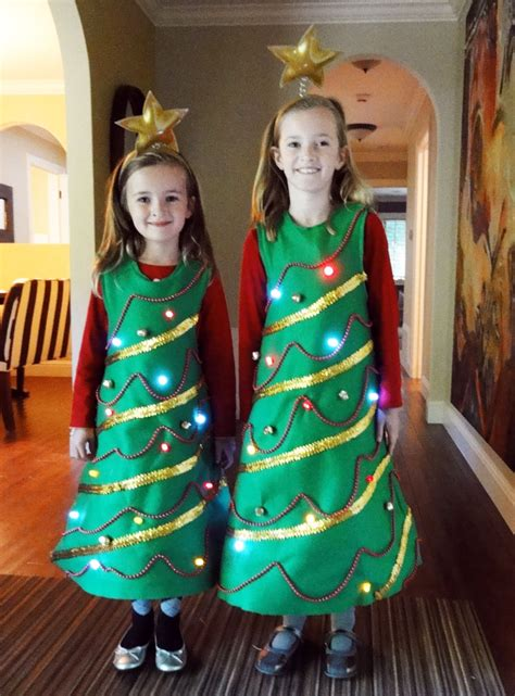 light up christmas tree costume christmas tree costume