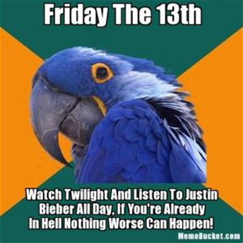Funny Friday The 13th Memes - friday the thirteenth memes quotes