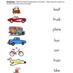 Transportation worksheet 1