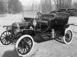 Ford Inventor When Were Ford Automobiles Invented