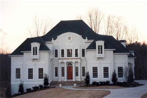 Luxury House Plans & Mansion Plans   The Plan Collection