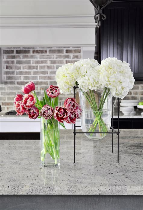 Flower Kitchen by Fresh Flowers Each Week Absolutely Decor Gold Designs