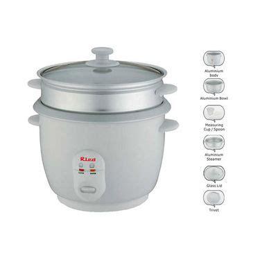 Rice Cooker Aluminium buy rc 907 aluminum rice cooker white at