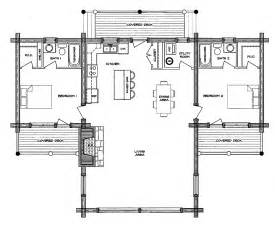 log floor plans log home floor plan san juan