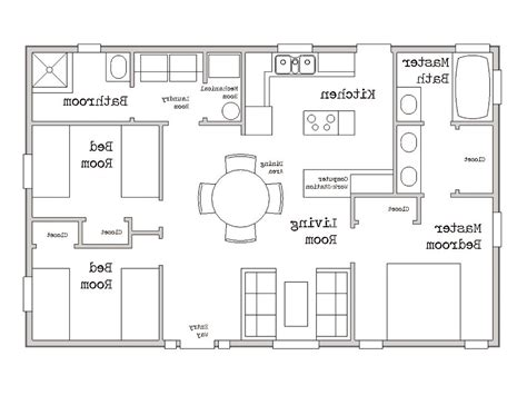 home design floor plans 800 square foot house throughout
