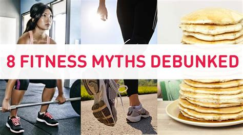 8 Wrinkle Myths by 8 Most Common Fitness Myths Debunked Happy Formula