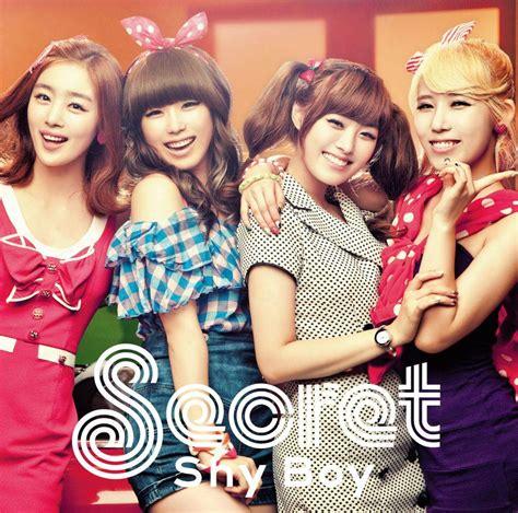 secret profile kpop