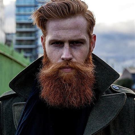 ginger beard 13 beards you ll wish your boyfriend had