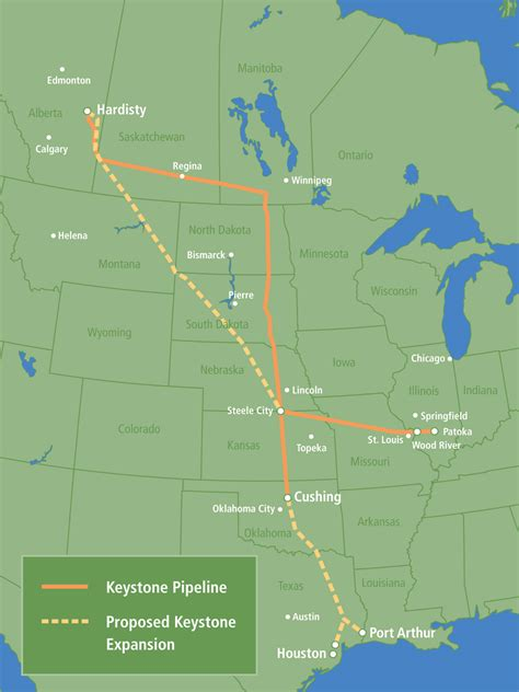And The City In The Pipeline by The Keystone Xl Pipeline Need To Pbs