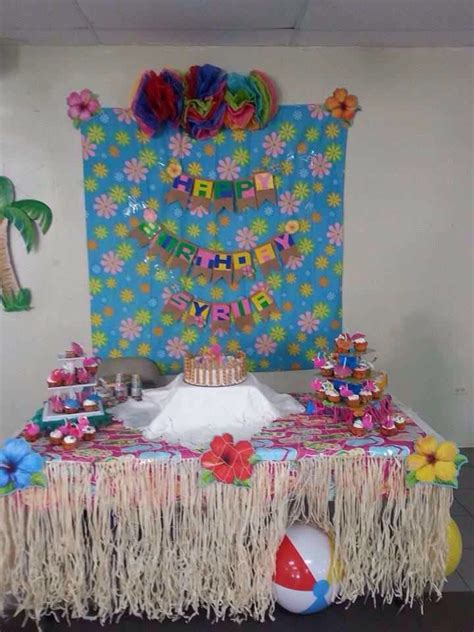 17 best images about luau birthday on pipe