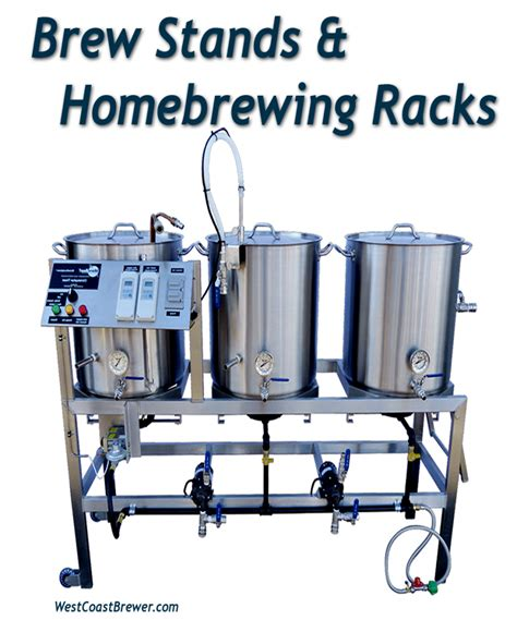 brew stand homebrewing brewers