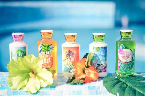 bathtubs hawaii hawaiian party with bath body works purely me by denina martin
