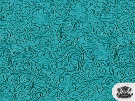 vinyl laredo turquoise upholstery fabric by the yard ebay
