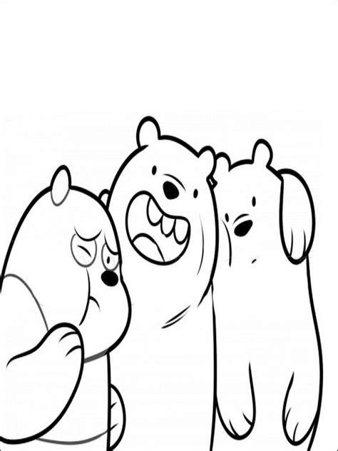 Ursos Sem Curso para pintar 4 | Pintar e colorir, Desenhos