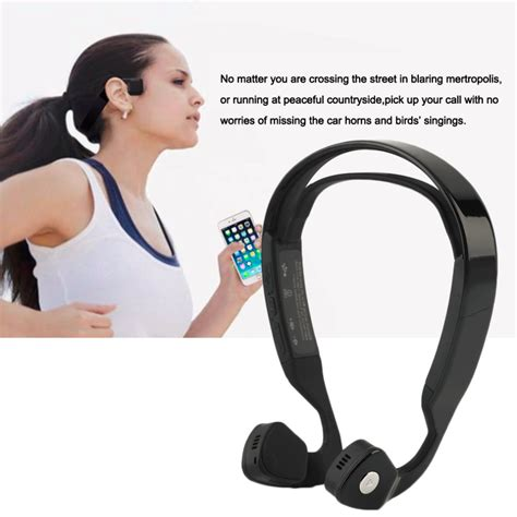 Sale Sports Wireless Bluetooth Headset Bth 404 Speaker Earphone 2016 newest bone sports conduction bluetooth 4 0 wireless stereo headset headphones sale in