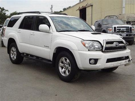 find used 2006 toyota 4runner sr5 salvage repairable