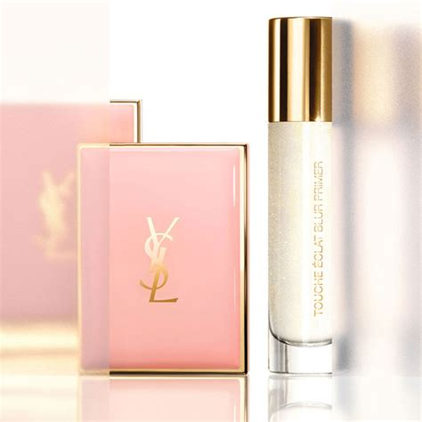 Ysl Touche Eclat Blur Primer 30ml yves laurent introduces new primers news beautyalmanac