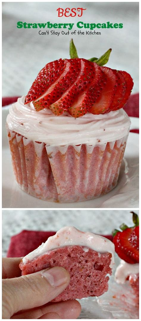 You Wont Stay Single For With This Recipe by Best 25 Strawberry Cupcakes Ideas On