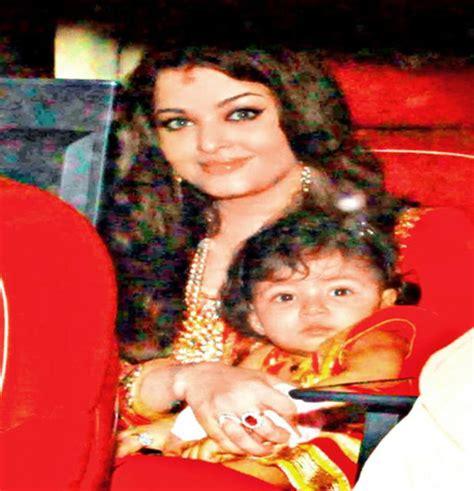 pictures of aishwarya rai bachchan baby 002 life n fashion bollywood future couple aishwarya s aaradhya and shilpa s