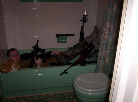 in honor of i am legend post your bathtub pics here