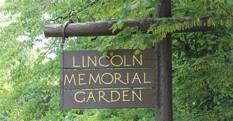hoorahoopti away lincoln memorial garden nature center