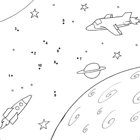 free coloring pages of simple join the dots