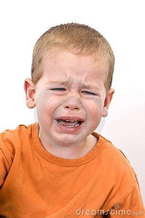 crying boy stock images image