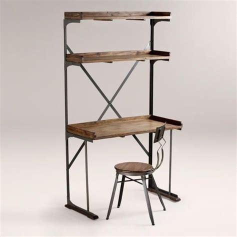 desk shelf combo kitchen