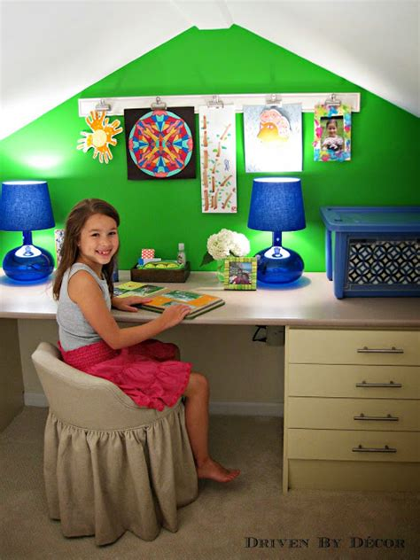 craft ideas for girls bedroom 28 images etikaprojects kids craft room makeover driven by decor