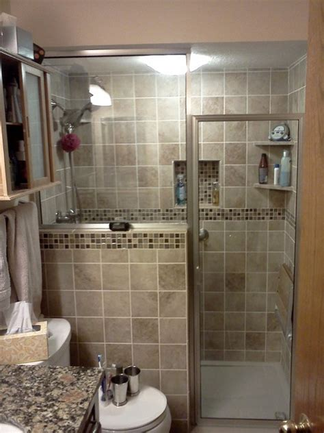 houzz small bathroom small master bathroom renovation