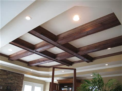 Tray Ceiling Wood Beams Jason Johns Faux Specialty Paint Tray Ceiling Beams
